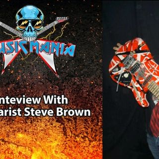 Steve Brown (Tokyo Motor Fist, Danger Danger, Trixter, Def Leppard)