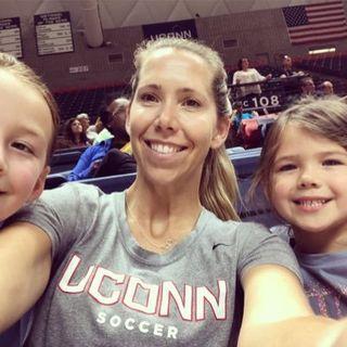 UConn Coach's Road Show - Margaret Rodriquez Women's Soccer Coach