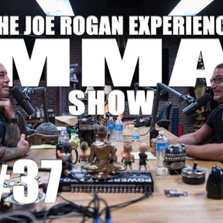 JRE MMA Show #37 with Mark DellaGrotte