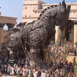 Trojan Horse. (Enemy  Within )
