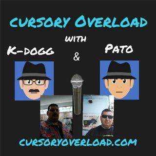 Promo - Cursory Overload I ❤ Radio