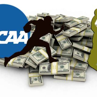 Survive and Advance W/Mike Goodpaster and Steve Risley;Should College Athletes be paid?