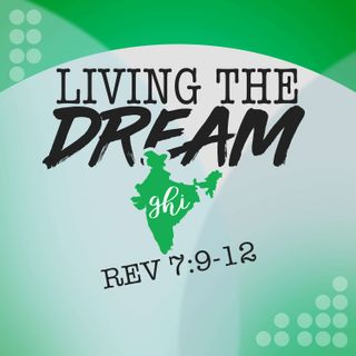 Living The Dream Podcast is Available