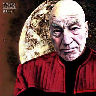 Picard's Radically Altered Galaxy + News
