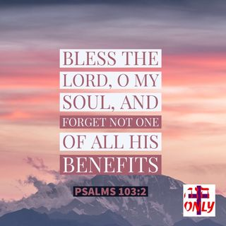 Prayer To Walk in Seven Benefits the LORD Says are Available to you His Child.
