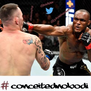 UFC 245 : USMAN VS COVINGTON