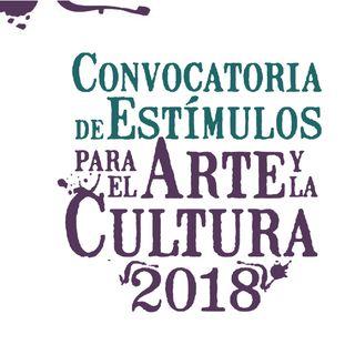 016. Convocatoria de Estímulos para el Arte y la Cultura
