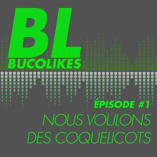 Bucolikes #1 // Nous voulons des coquelicots.