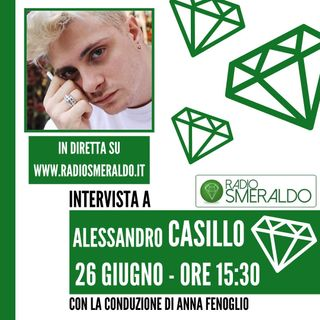 Alessandro Casillo | Intervista
