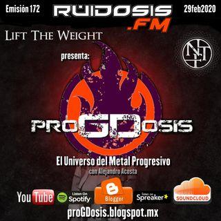 proGDosis 172 - 29feb2020 - Notion To Flee