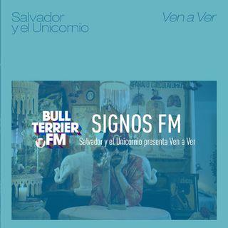SignosFM con Salvador y el Unicornio.