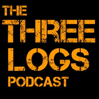 Three Logs Podcast #2 - The Logs have their first guest!