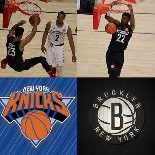 "EP 50: ""You Can't Knox the Hustle! & Brooklyn Nets Versus New York Knicks: Part Deux!"""