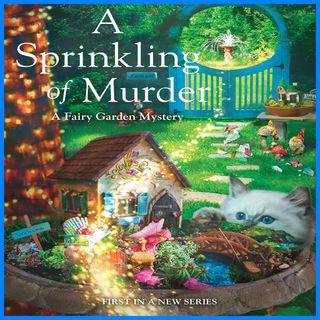 DARYL WOOD GERBER - A Sprinkling of Murder