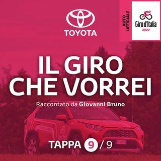 Il Giro che vorrei | Tappa 9: Cernusco sul Naviglio > Milano