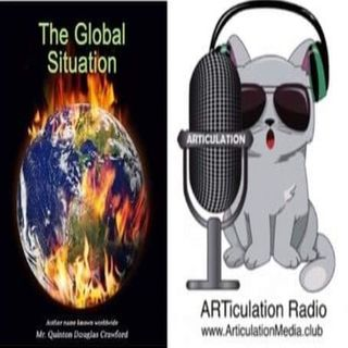 ARTiculation Radio — MUCH TO DO GETS DONE (about Quinton Douglas Crawford)