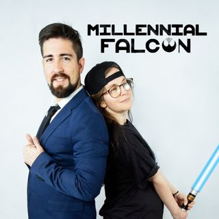 "The Millennial Falcon (Radio) Episodio 11 -  @Comicconchile : ""El amor-odio"" por: @hobbyfm.cl"