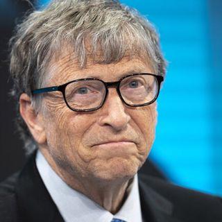Bill Gates als Feindbild
