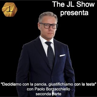 """""""Decidiamo con la pancia, giustifichiamo con la testa"""" con Paolo Borzacchiello - seconda parte  🎧🇮🇹"""