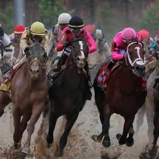 Belmont Stakes preview brought to you by Bet DSI: W/Horse Racing Legend Vince Degregory