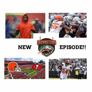 New Faces For Browns As They Face A Tough Test vs Tampa Bay Buccaneers | BrownsTownUSA