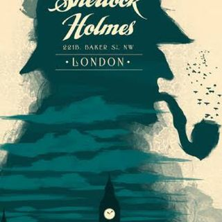 SherlockHolmes Story In Audio By Darshan