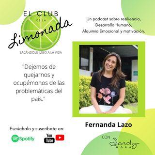 Episodio 25: Fernanda Lazo, corazones mágicos.