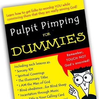 Pride & Prophecy 1: Making a Pulpit Pimp