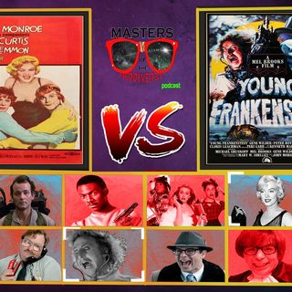 MOTN Random Select: Some Like It Hot (1959) Vs. Young Frankenstein (1974)