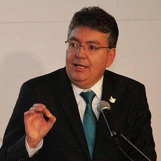 Ministro de Hacienda Mauricio Cárdenas