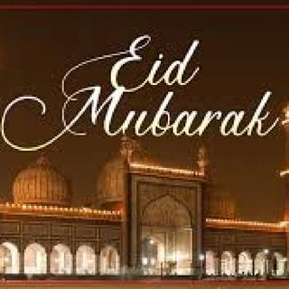 Happy Eid-ul-fitr Warm Wishes From Us All The Way From LAUTECH To Our Muslim Brothers & Sisters. - #Inside LAUTECH