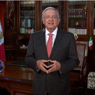 AMLO afirma que México es un paraíso terrenal