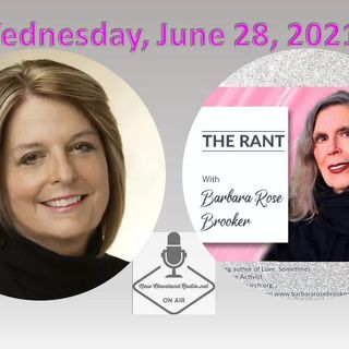 Barbara Rose Brooker_The Rant _with guest Candiece Milford 6_30_21