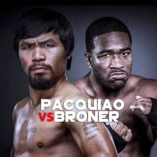 Pacquiao vs Broner Live Stream