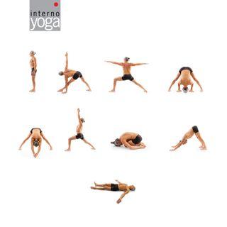 Hatha Yoga - sequenza eretta 2