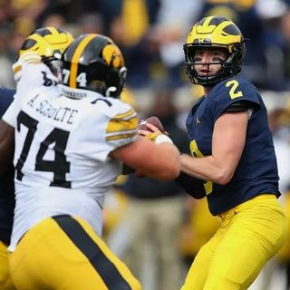 Ohio State & Everyone Else, Michigan's Offensive Struggles, Ashland-GVSU Hail Mary Call, Defending Brian Lewerke, & Michigan's QB Room