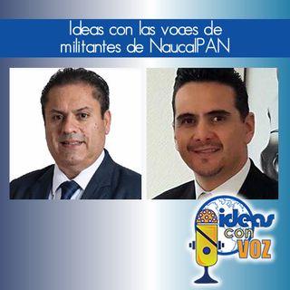 Ideas con las voces de militantes de NaucalPAN