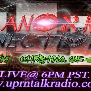 Paranormal Connections Radio Show  Oct 23  2017   Guest Lary Love Dolly  Topic Real Vampires & Goth Culture