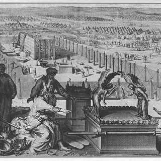 Ark of Covenant and Pandora's Box