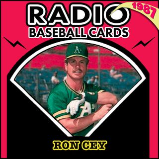 Ron Cey Never Took His Baseball Career For Granted