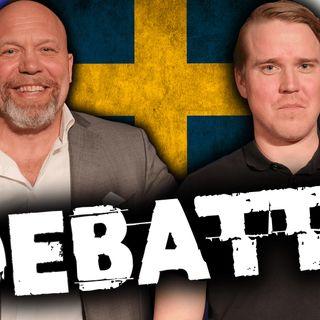 Debatt | Jeff Ahl mot Joe Nilsson