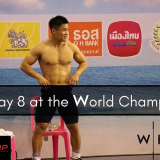 World Champs Day 8 | Making Predictions w/ Mike Graber