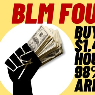 BLM Founder Buys $1.4 Million House In 98% White Area