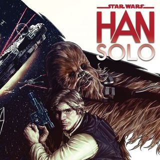 Source Material #166: Han Solo Comics (Marvel, 2016)
