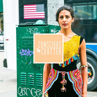 S02 Episode 100 | NADINE FARAG, ONE WHO DRESSES + PERSONAL STYLE AS SUSTAINABILITY