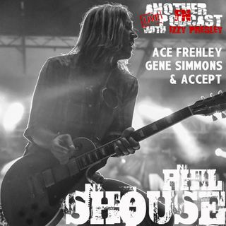 Philip Shouse: Accept, Ace Frehley, Gene Simmons
