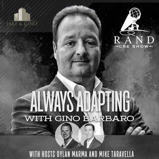 RCRE - Always Adapting with Gino Barbaro