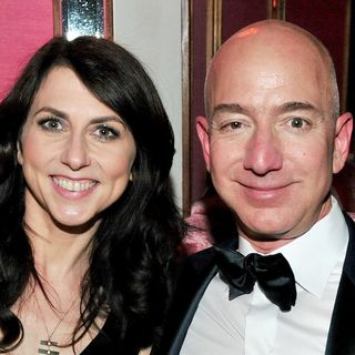Jeff Bezos and the Big Divorce Bill
