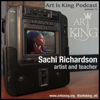 AIK 74 - Sachi Richardson