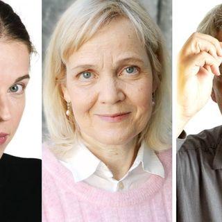 Gabriella Ahlström: Den snöpta spontaniteten. Jonas Hallberg: Ökad tvekan. Jessika Gedin: Döm inte fåren efter håren.